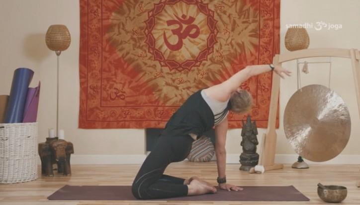zajęcia z jogi online 2
