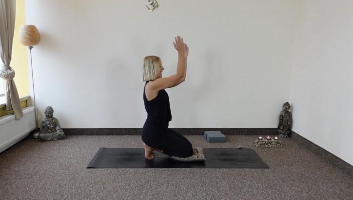 zajęcia z jogi online 9